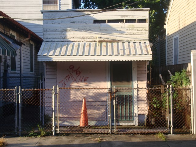 Crime in the Bywater