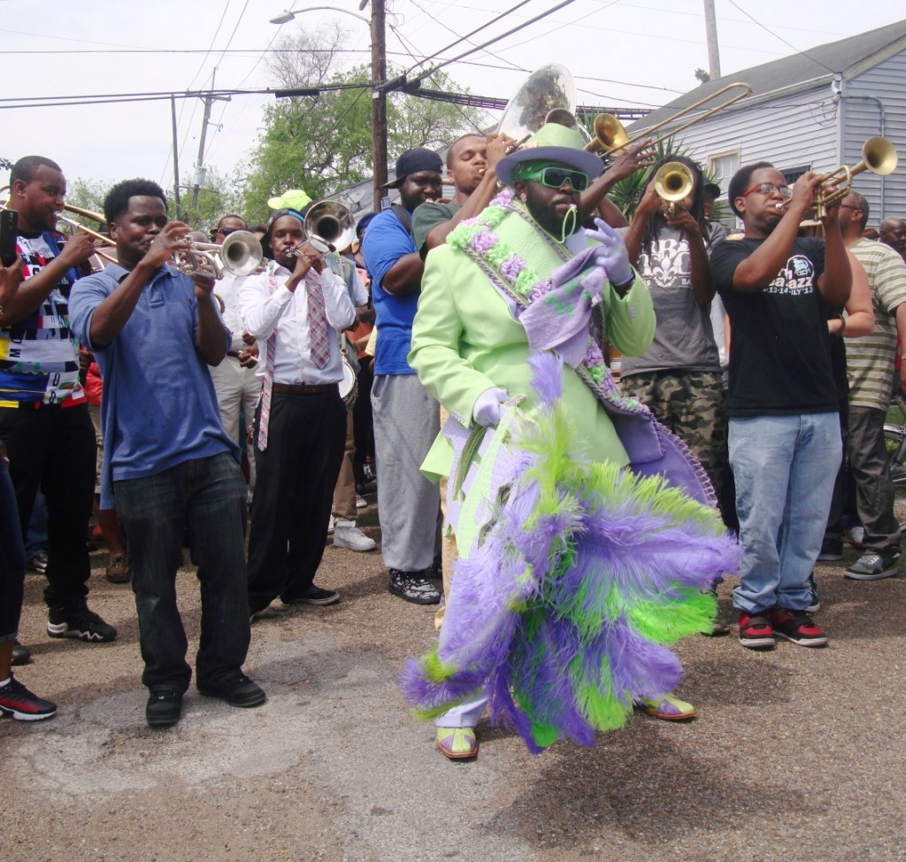 2015 Original Pigeon Town Steppers