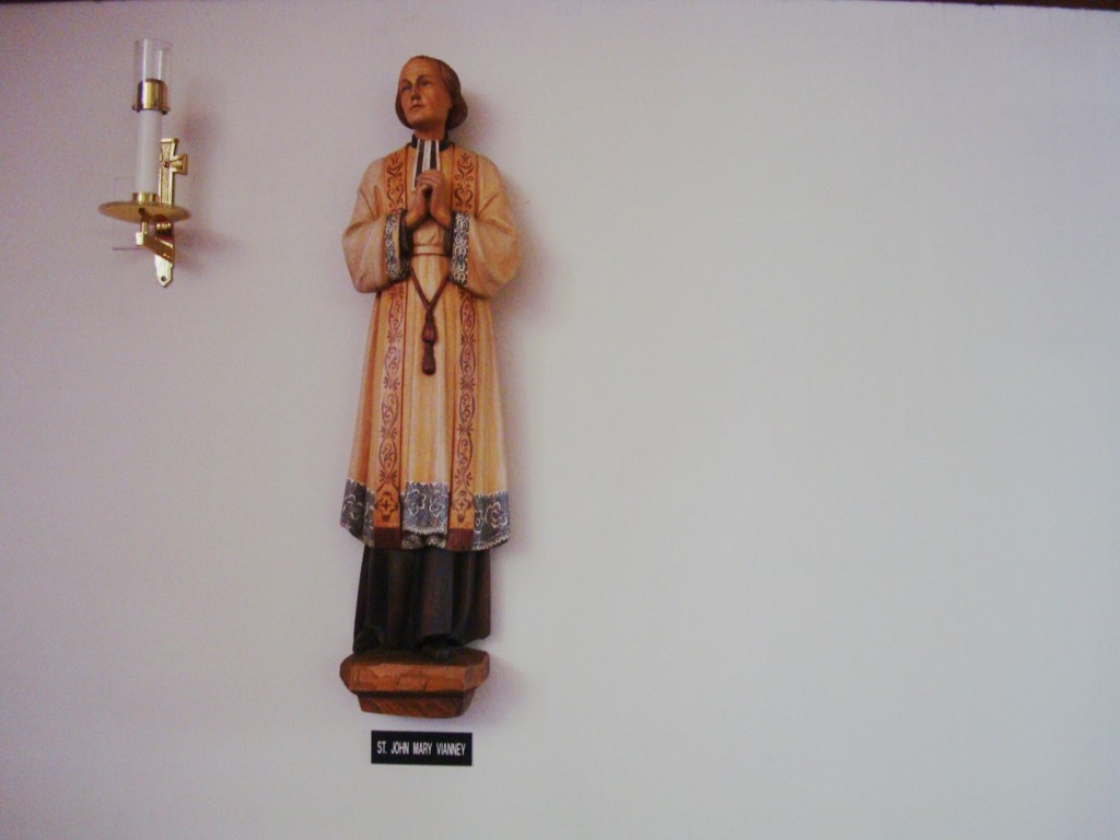 Inside Our Lady Of Prompt Succor