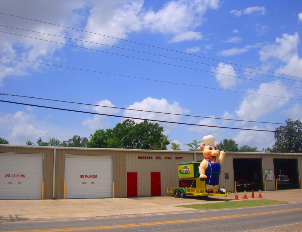 Mansura Louisiana Fire Department