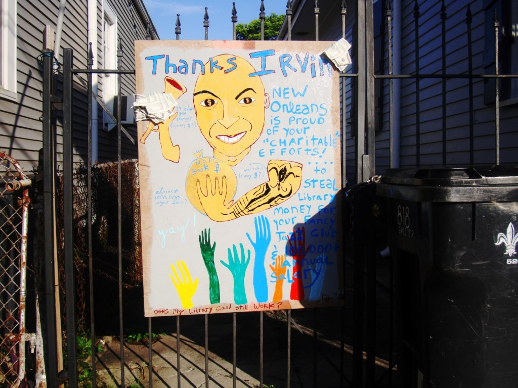 Irvin Mayfield Portrait In Our  Bywater Daily Photo