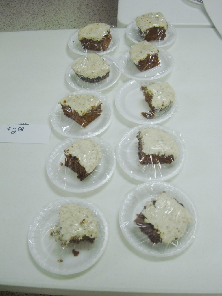 A Photo Of Carrot Cake