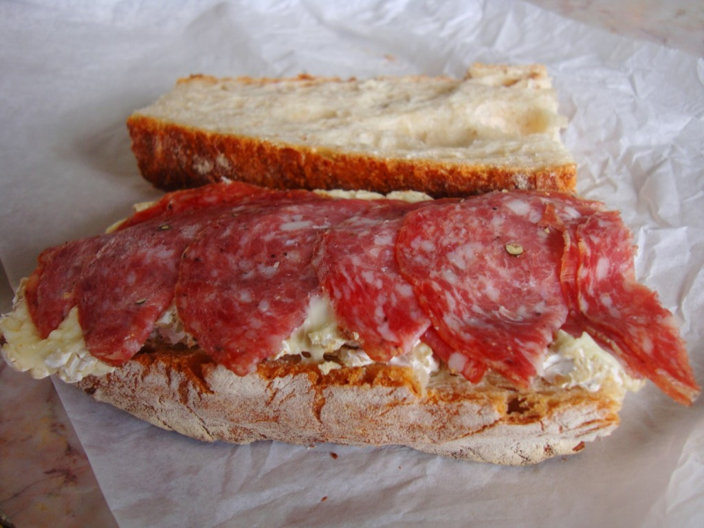 Continental Provisions Sandwich Fillings Are Luxurious If Scant