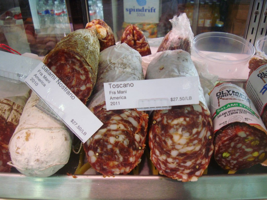 Seth Hamstead Procures The Meats For Continental Provisions