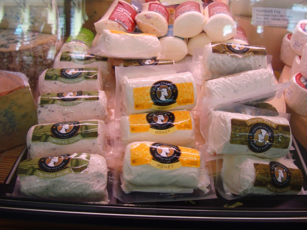 Plentiful Dairy From St James Cheese Company