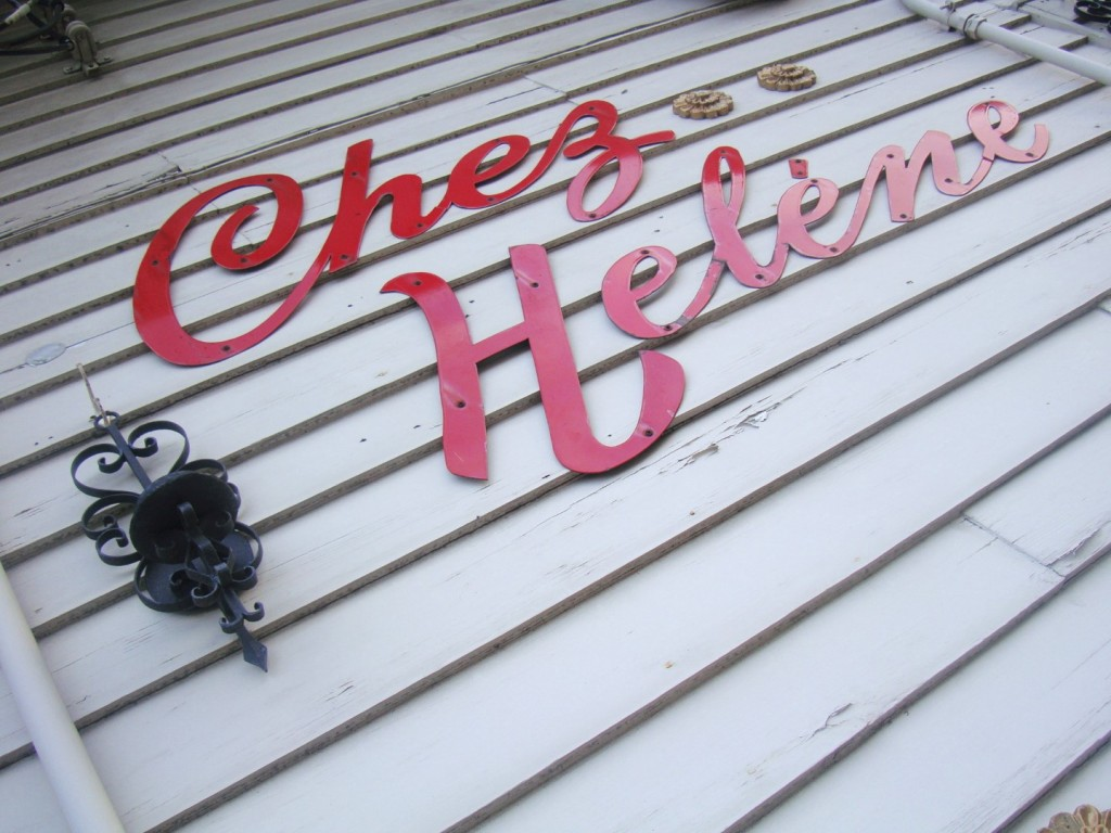 Chez Helene Was Located At 1540 N. Robertson Street