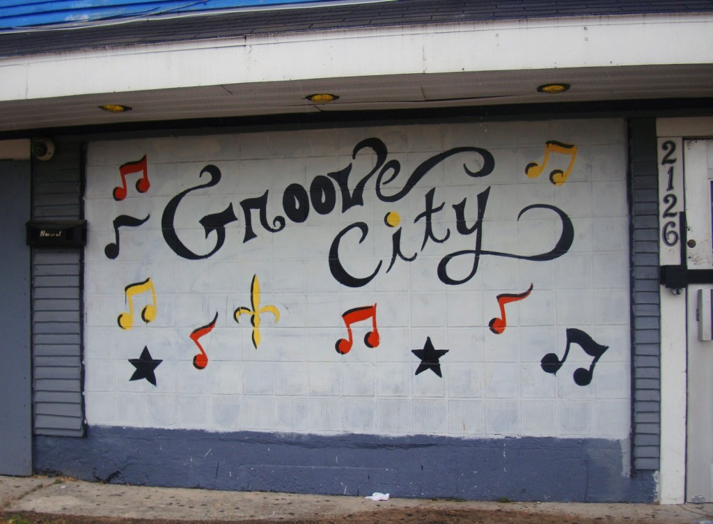 Groove City Nightclub in New Orleans