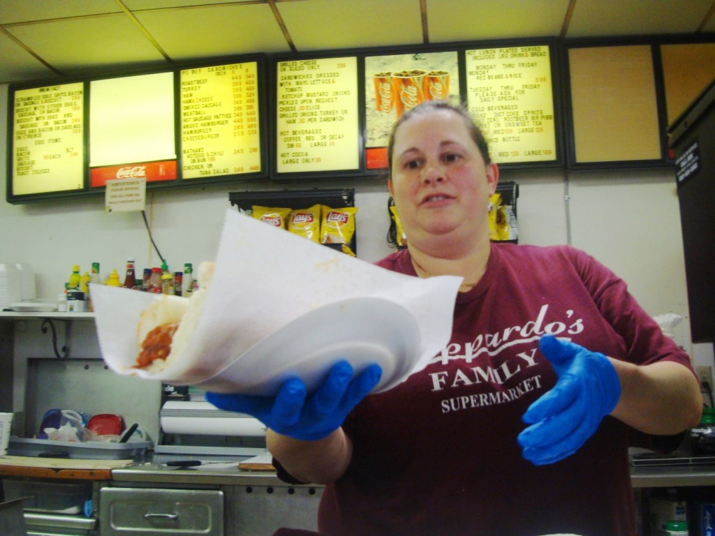 500 Po Boys Visits Zuppardo's Diner In Metairie