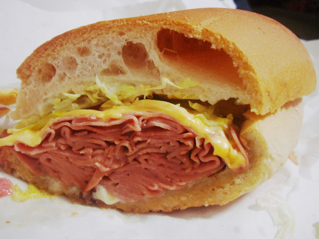Sliced Thin And Piled High: The Fried Baloney Po Boy At Frady's In The Bywater