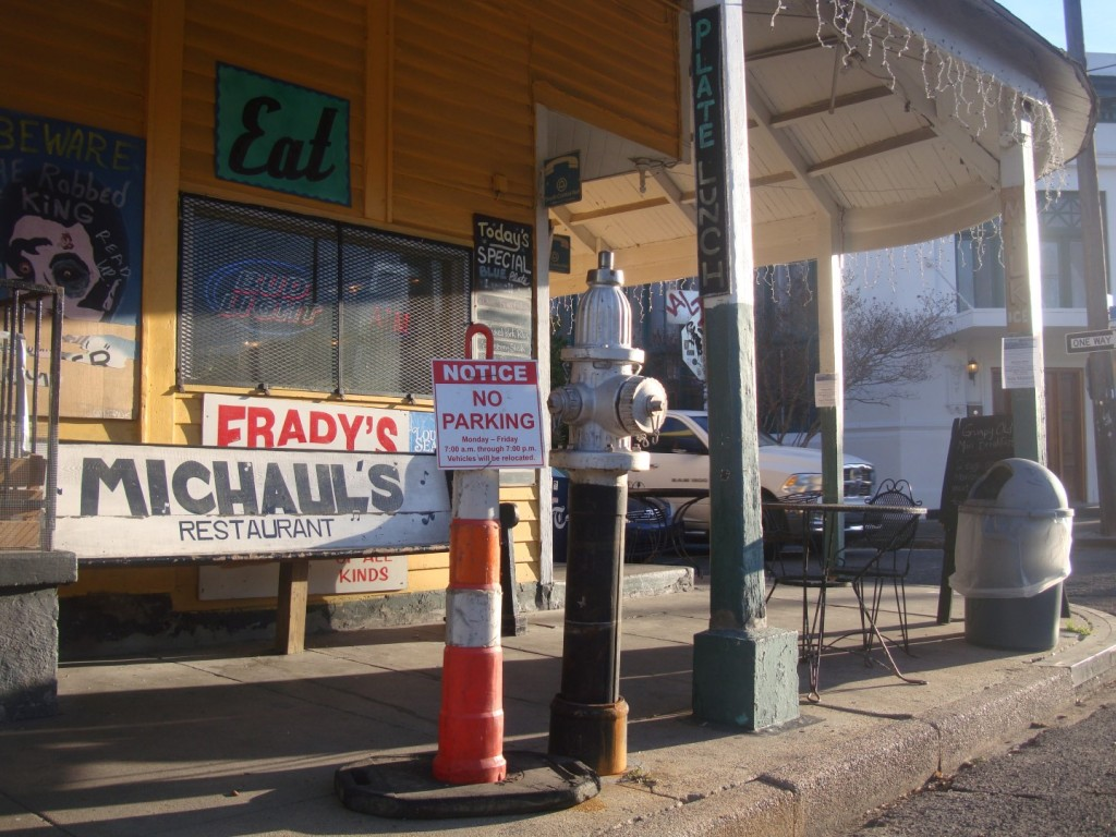 Frady's One Stop in the Bywater