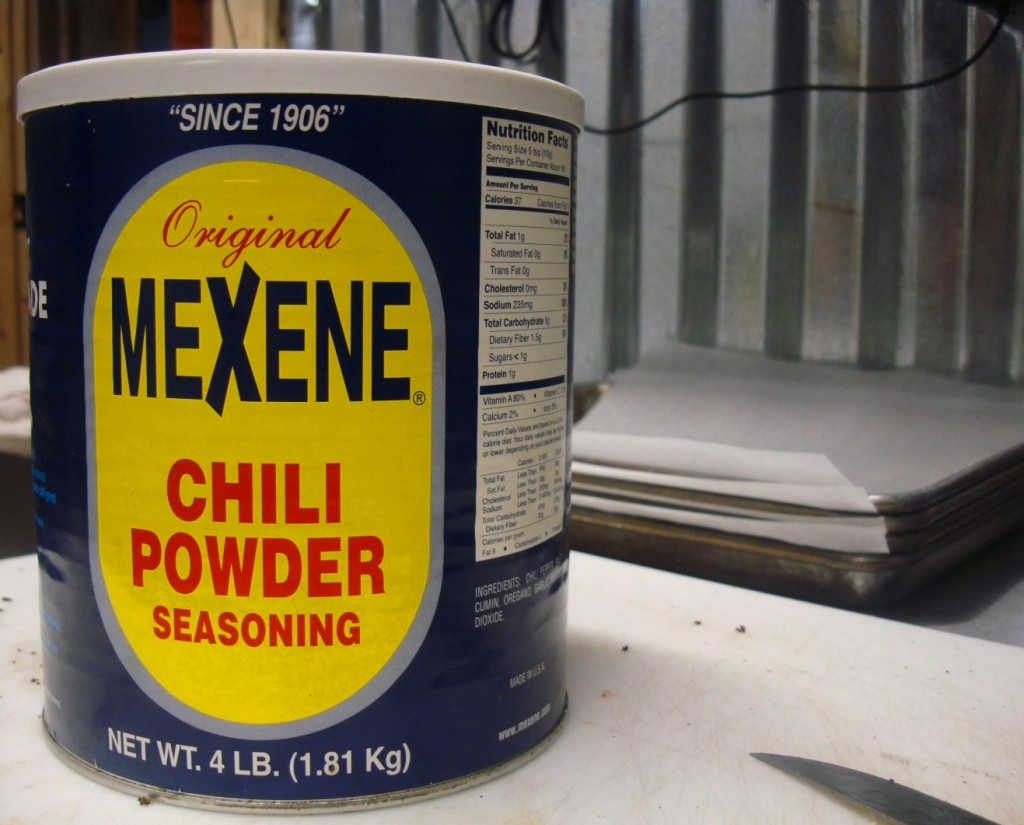 Mexene Chili Powder Was Invented By T Bailey Walker In Austin Texas