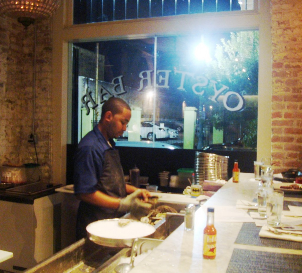 Man At Work: Peche In New Orleans