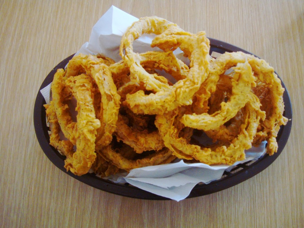 Onion Rings At Boutte's Show An Experienced Hand