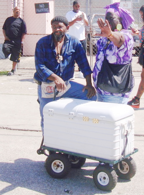 2016 VIP Second Ladies Second Line Parade In New Orleans