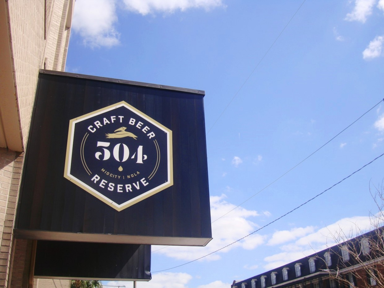 504 Craft Beer Reserve In New Orleans
