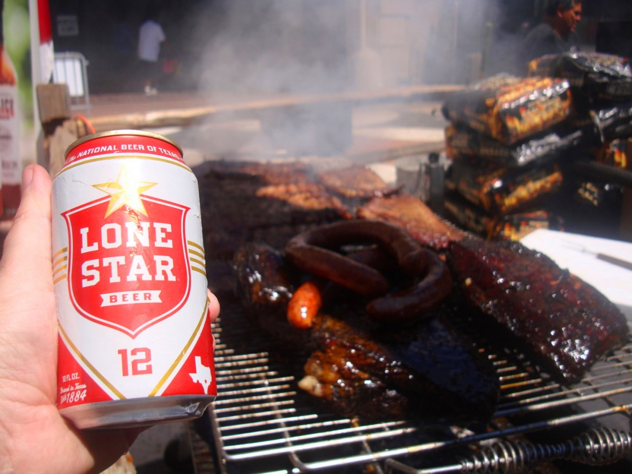 Lone Star Is Not Sold In Louisiana But It Is Pirated Into The State