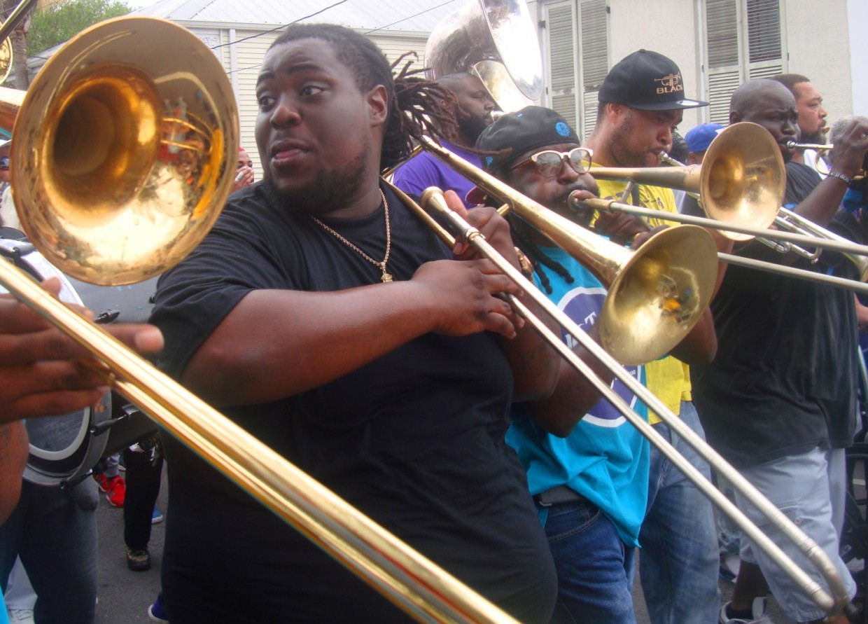 2016 Ole And Nu Style Fellas Social Aid And Pleasure Club Second Line Parade