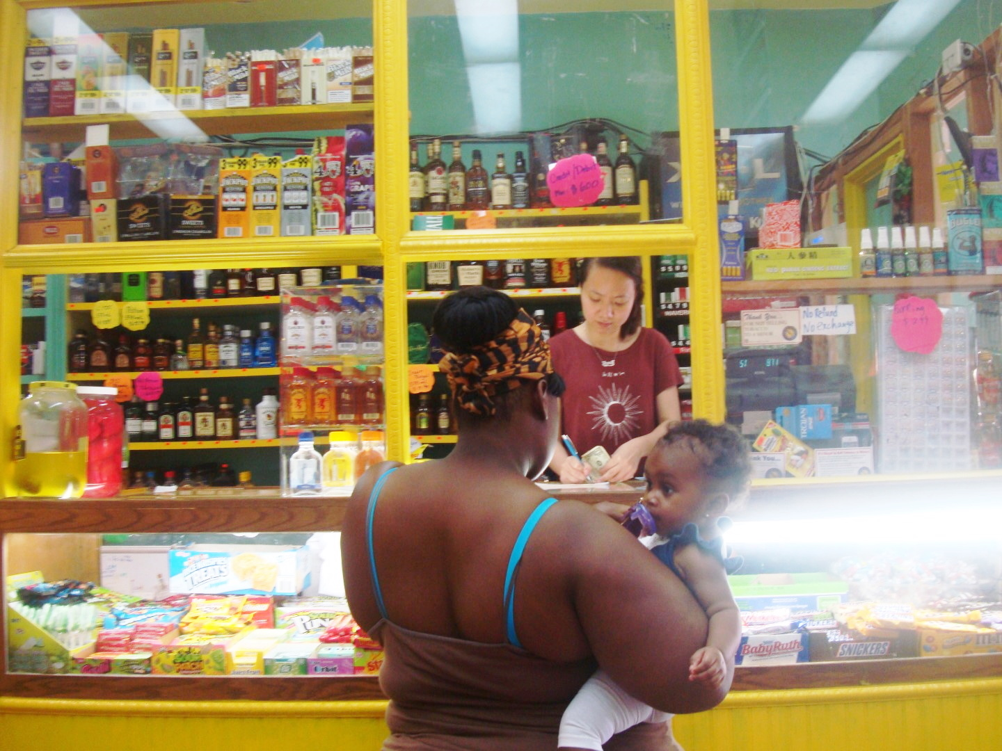Nikki Food Store In New Orleans 9th Ward