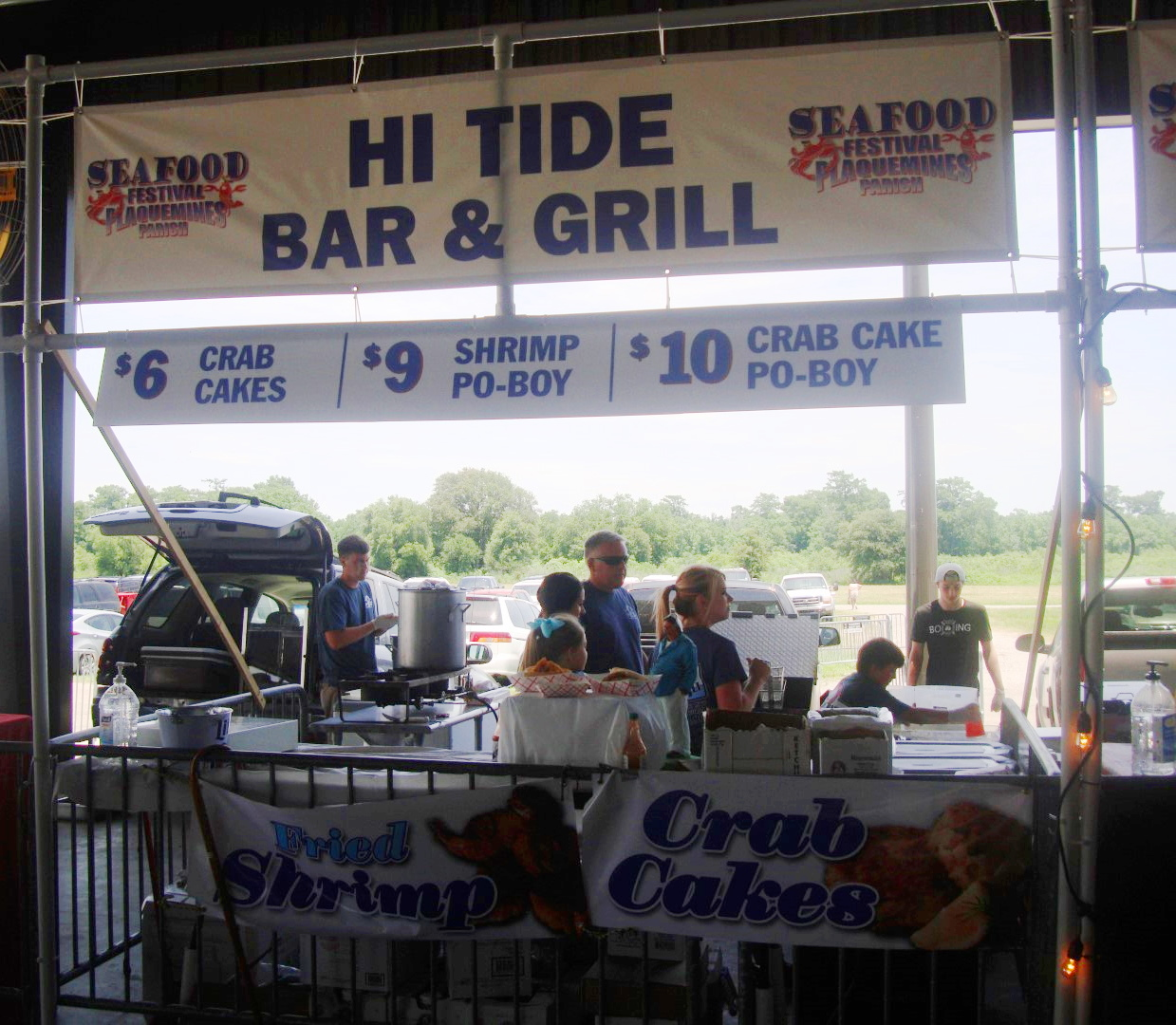 Hi Tide Bar And Grill 20510 Chef Menteur Hwy, New Orleans, LA 70129