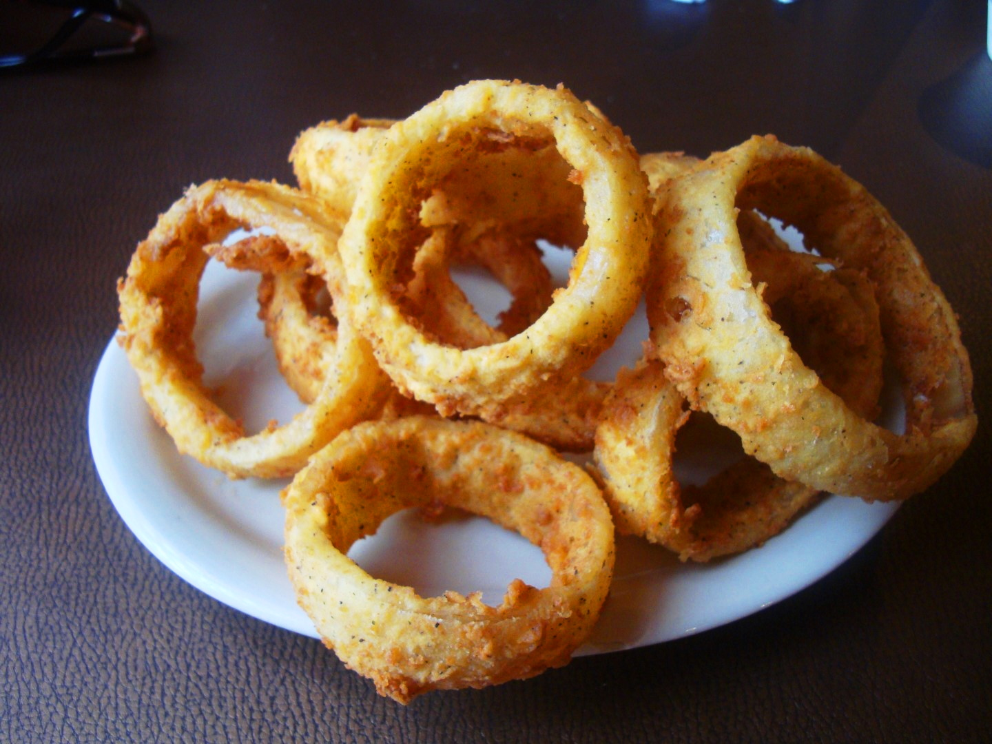 Handcut Texas Sweet Onion Rings At Murphy's