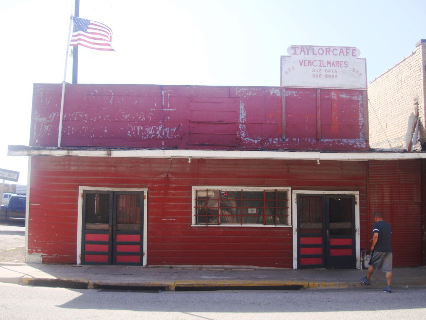 Taylor Cafe In Taylor Texas