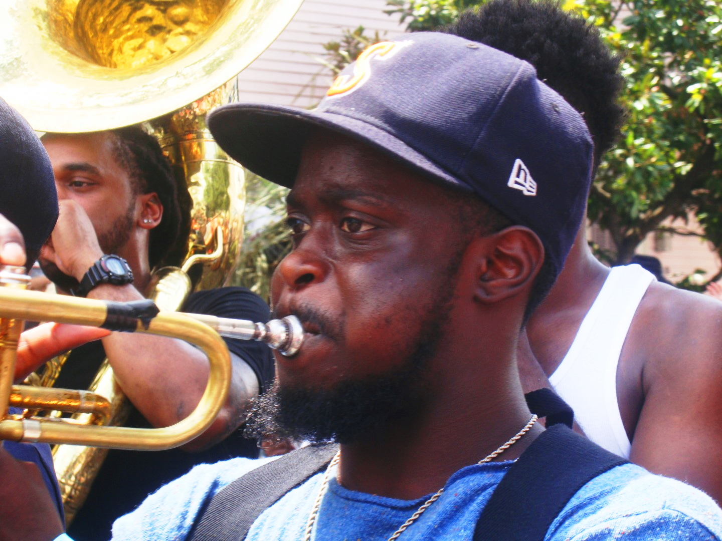 Young Brass At Satchmo Summerfest