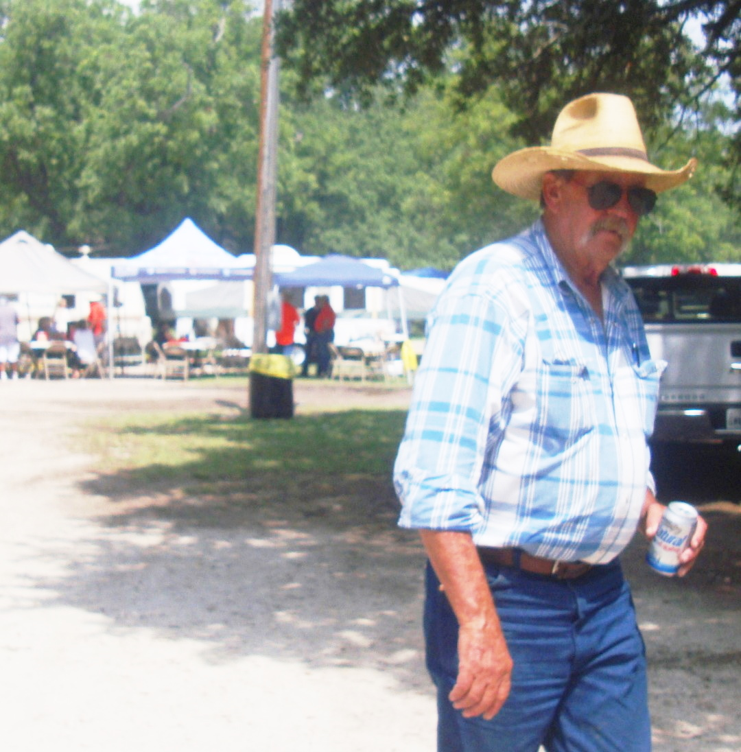 2016 World Championship BBQ Goat Cook-Off In Brady Texas