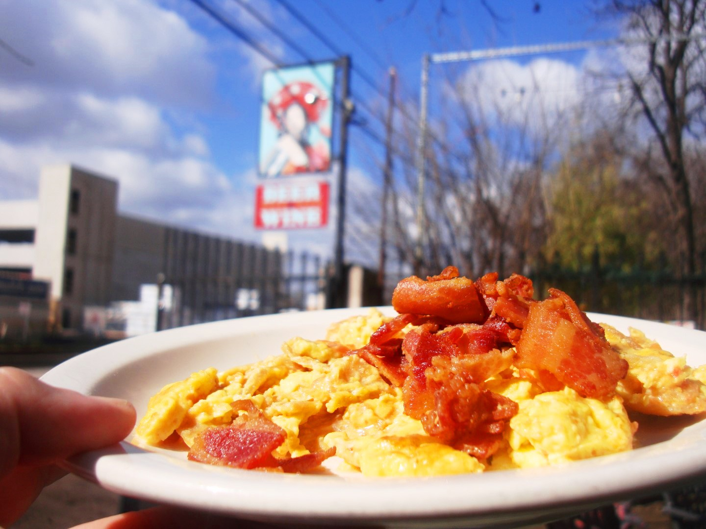 The Best Migas In Austin At Tamale House East