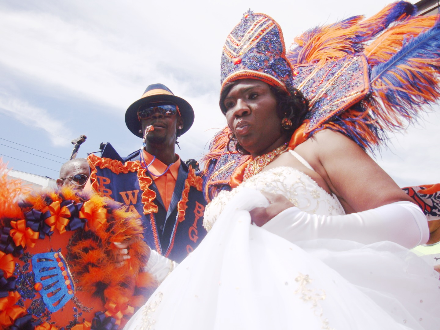 2016 Prince Of Wales Second Line Parade In New Orleans
