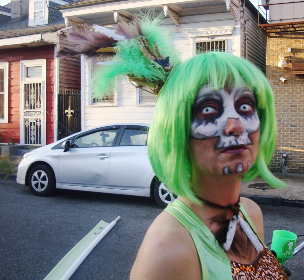 October Is Our Favorite Month In New Orleans