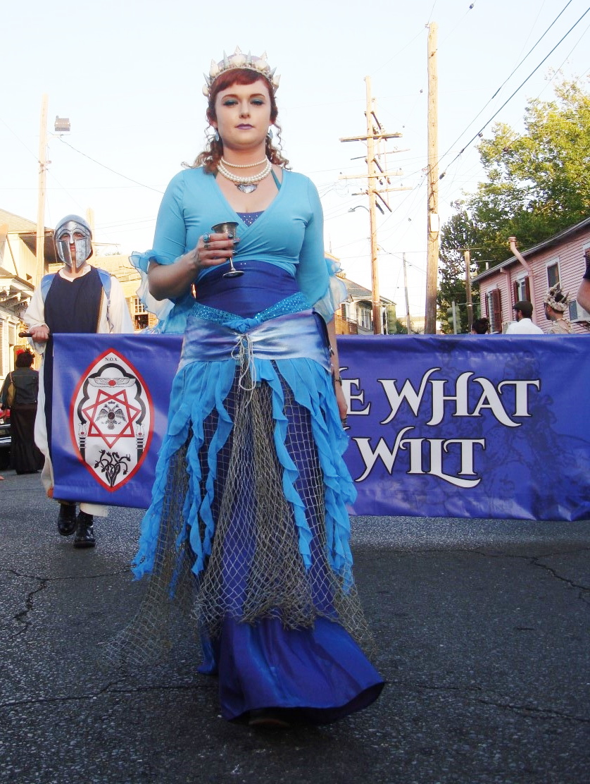 Krewe What Thou Wilt Rolled Out Too