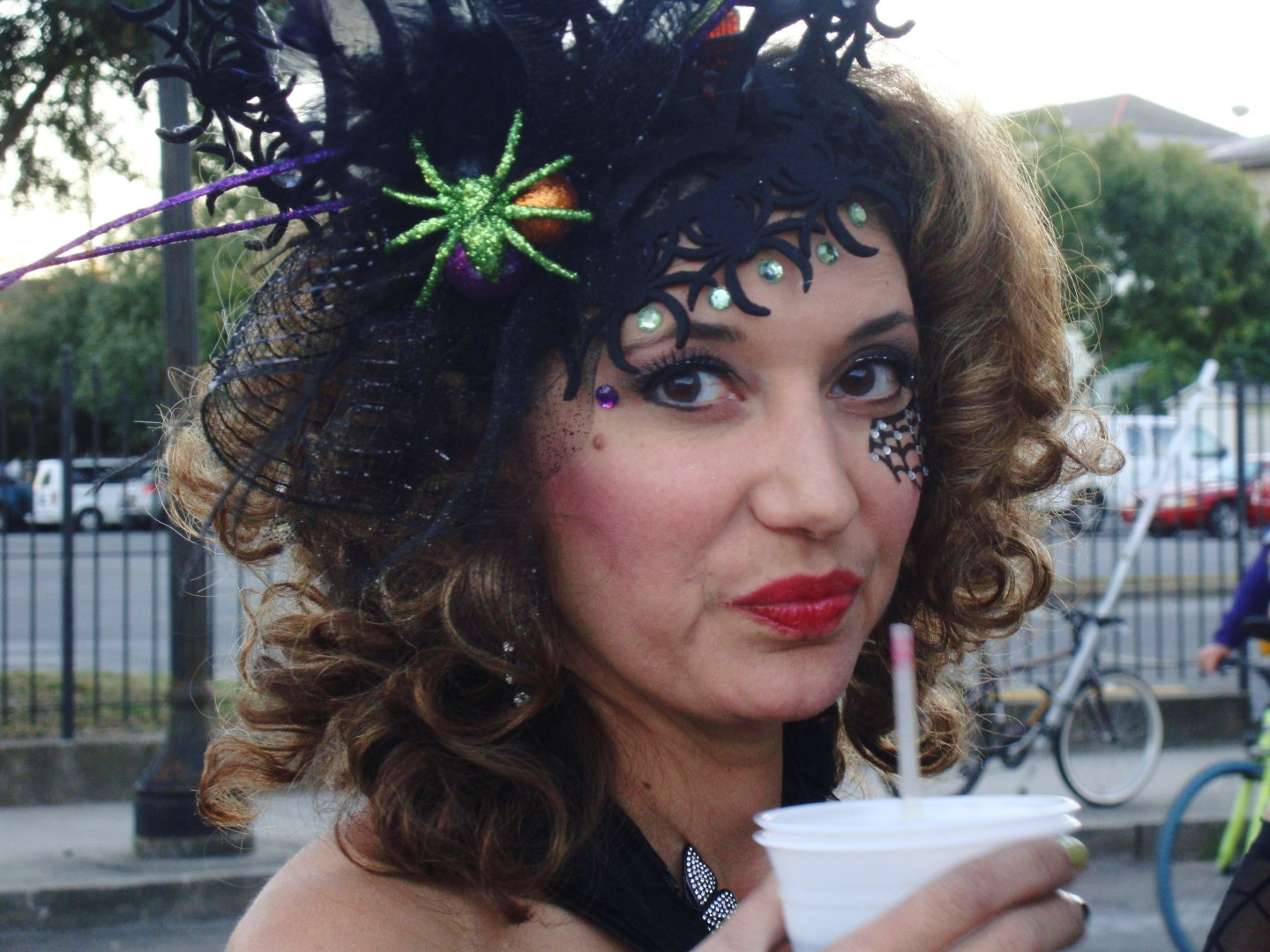 2016 Krewe Of Boo Parade In New Orleans
