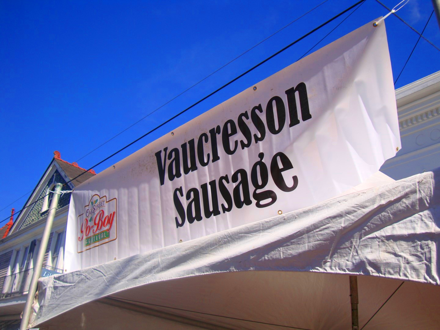 500 Po Boys Visits Vaucresson Sausage In New Orleans