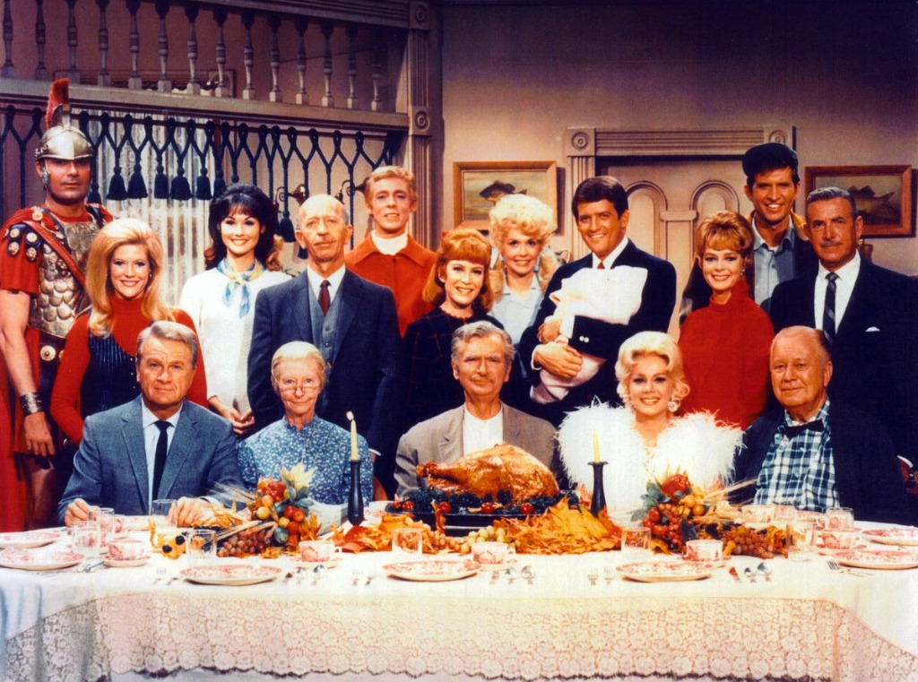 Happy Thanksgiving From The Scrumptious Crew